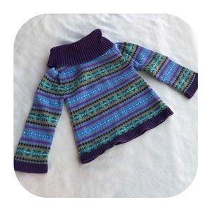 6/$15 4T GAP turtleneck sweater